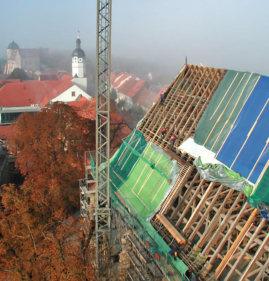 Stadtkirche Weißensee