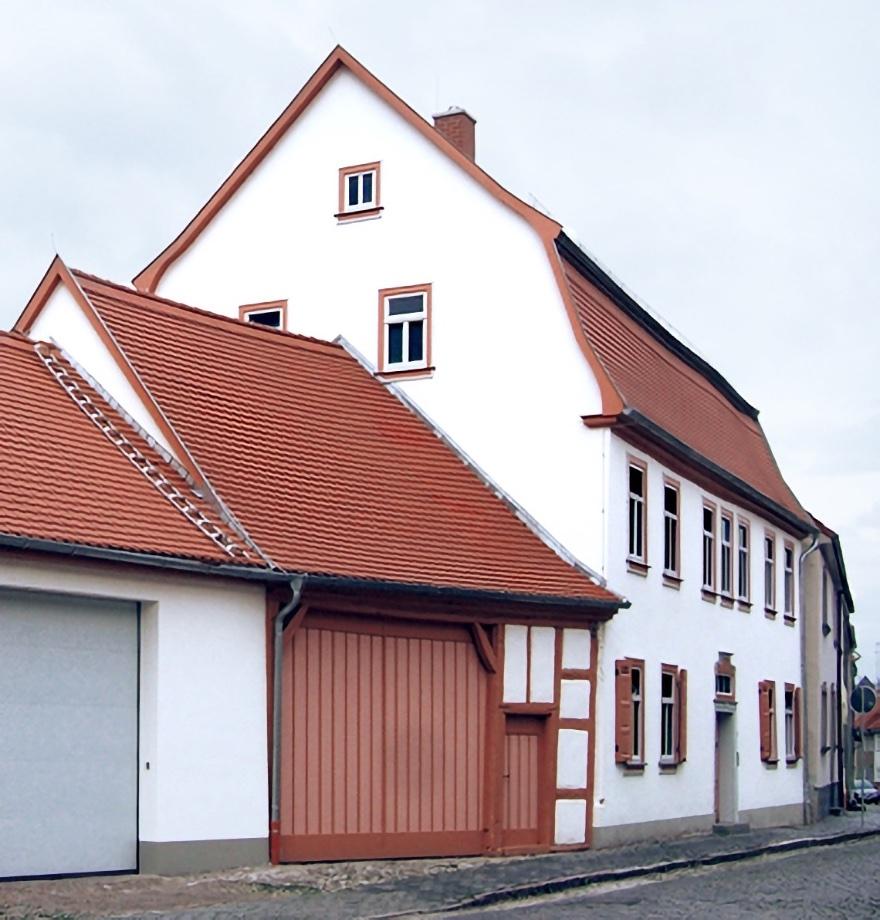 Wohnhaus U, Sömmerda