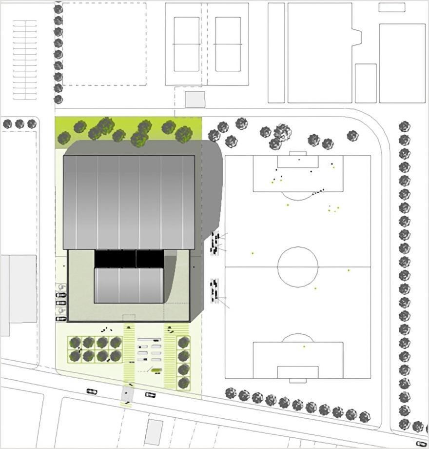 Sportzentrum Langewiesen