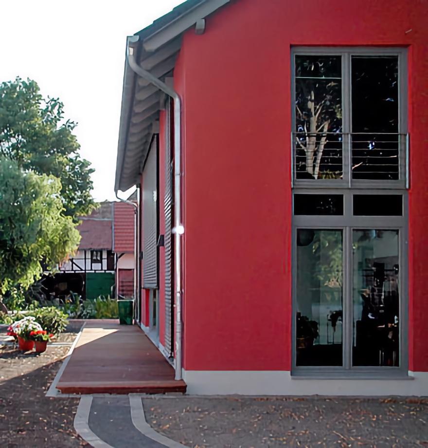 Einfamilienhaus H, Herbsleben