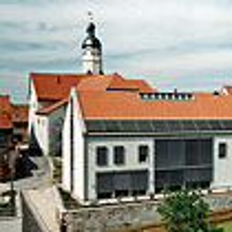 Rathaus Weißensee, Verwaltungsneubau