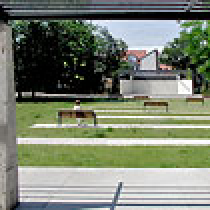 Konzertpavillon Brühler Garten, Erfurt