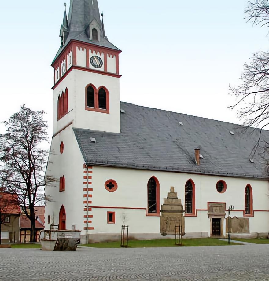 St. Trinitatiskirche, Herbsleben