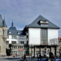 Sparkasse HGS Fischmarkt, Erfurt
